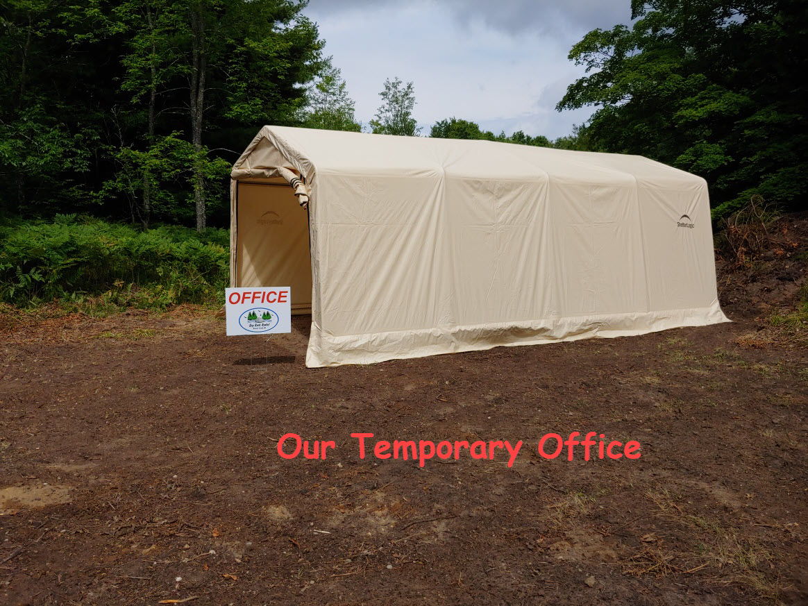 Big Rock Rental Temporary Office